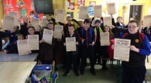 Proclamation of Independence Certificates.