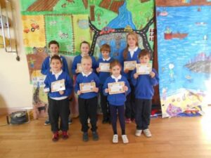 Pupils of the Week 5/12/14