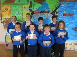 Pupils of the Week 01.05.15