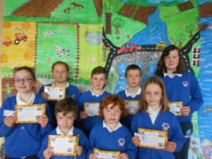 Pupils of the Week 15.05.15